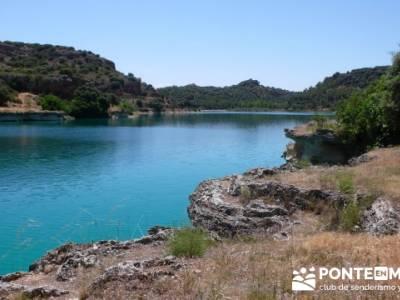 Parque Natural de las Lagunas de Ruidera - Ruidera;viajes puente;excursiones de fin de semana